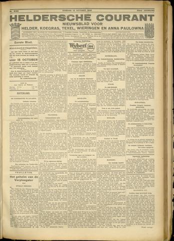Heldersche Courant 1925-10-13