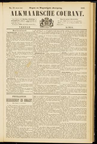Alkmaarsche Courant 1897-05-14
