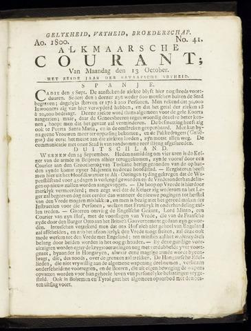 Alkmaarsche Courant 1800-10-13