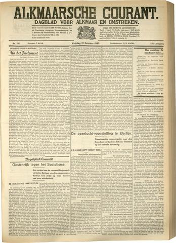 Alkmaarsche Courant 1933-10-13