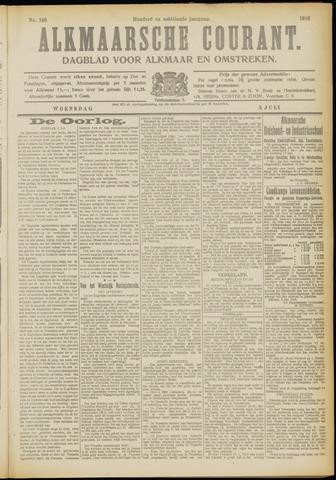 Alkmaarsche Courant 1916-07-05