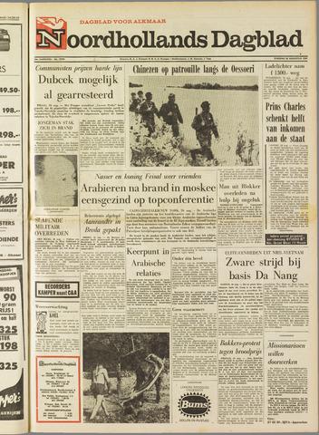 Noordhollands Dagblad : dagblad voor Alkmaar en omgeving 1969-08-26