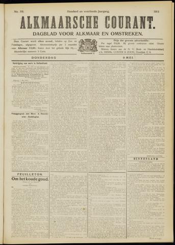 Alkmaarsche Courant 1912-05-09