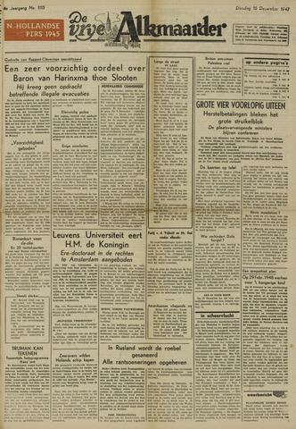 De Vrije Alkmaarder 1947-12-16