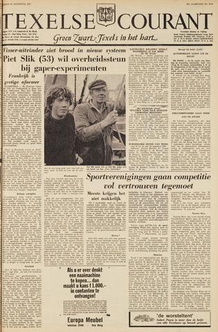Texelsche Courant 1967-08-25
