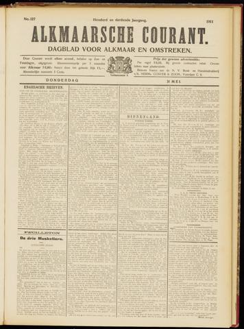 Alkmaarsche Courant 1911-05-31