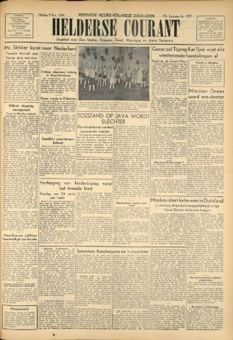 Heldersche Courant 1948-11-09