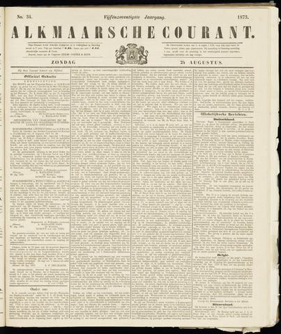 Alkmaarsche Courant 1873-08-24
