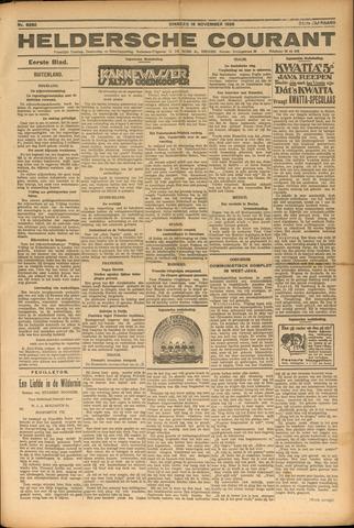 Heldersche Courant 1926-11-16