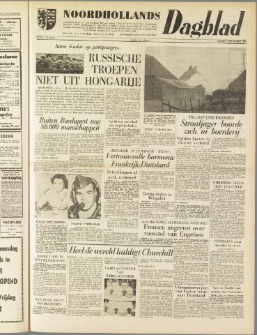 Noordhollands Dagblad : dagblad voor Alkmaar en omgeving 1959-12-01
