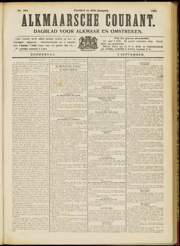 Alkmaarsche Courant 1909-09-02