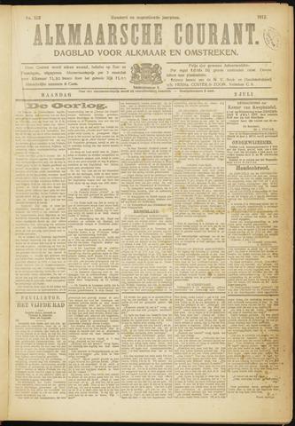 Alkmaarsche Courant 1917-07-02