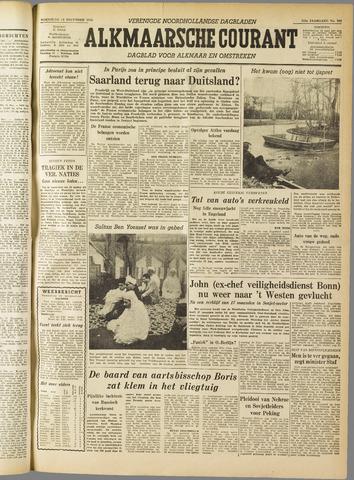 Alkmaarsche Courant 1955-12-14