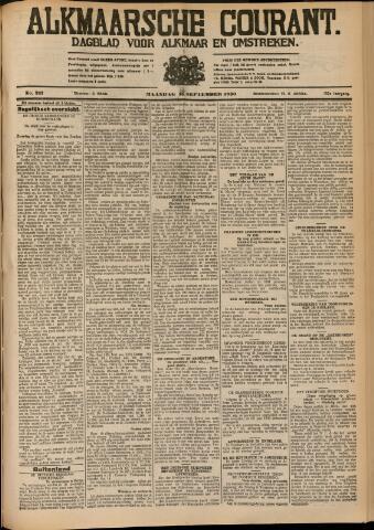 Alkmaarsche Courant 1930-09-15