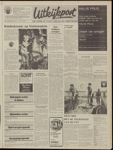Uitkijkpost : nieuwsblad voor Heiloo e.o. 1985-07-24