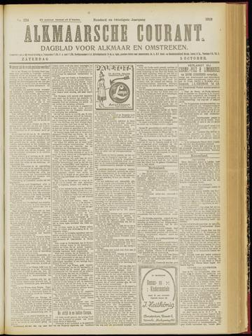 Alkmaarsche Courant 1918-10-05