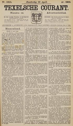Texelsche Courant 1900-04-12