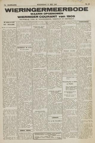 Wieringermeerbode 1942-05-27