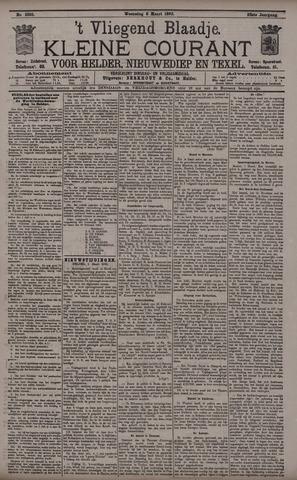 Vliegend blaadje : nieuws- en advertentiebode voor Den Helder 1895-03-06