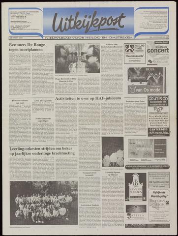 Uitkijkpost : nieuwsblad voor Heiloo e.o. 2000-03-29
