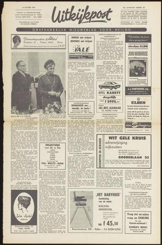 Uitkijkpost : nieuwsblad voor Heiloo e.o. 1968-10-16