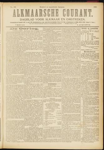 Alkmaarsche Courant 1917-08-03