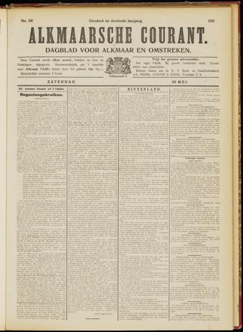 Alkmaarsche Courant 1911-05-20