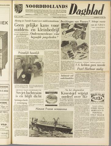 Noordhollands Dagblad : dagblad voor Alkmaar en omgeving 1960-05-12