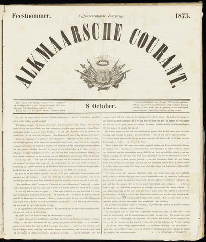 Alkmaarsche Courant 1873-10-08