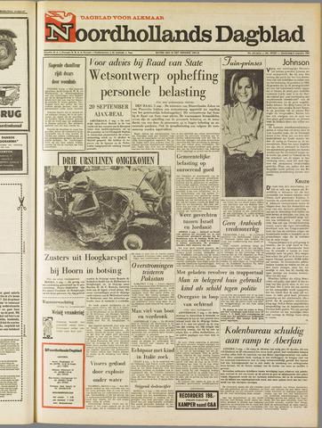 Noordhollands Dagblad : dagblad voor Alkmaar en omgeving 1967-08-03