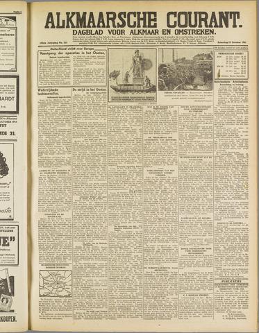 Alkmaarsche Courant 1941-10-25