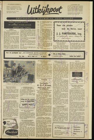 Uitkijkpost : nieuwsblad voor Heiloo e.o. 1961-12-14