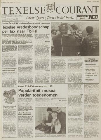 Texelsche Courant 1992