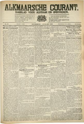 Alkmaarsche Courant 1930-03-13