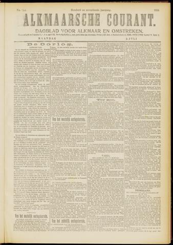 Alkmaarsche Courant 1915-07-05