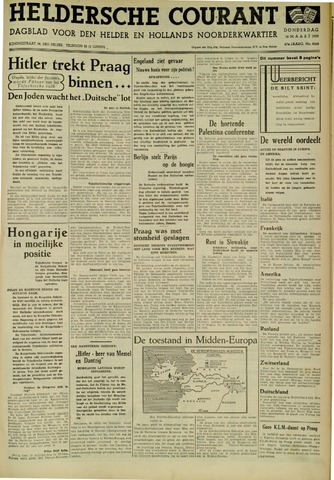 Heldersche Courant 1939-03-16