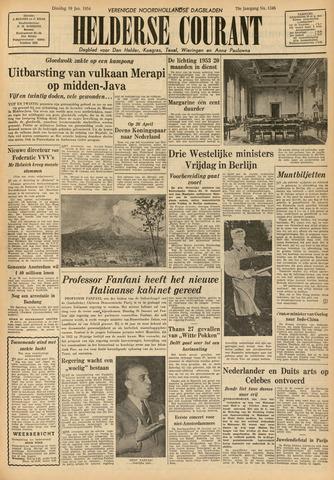 Heldersche Courant 1954-01-19