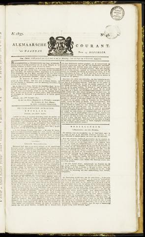 Alkmaarsche Courant 1837-11-13