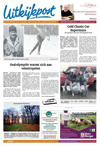 Uitkijkpost : nieuwsblad voor Heiloo e.o. 2018-02-14