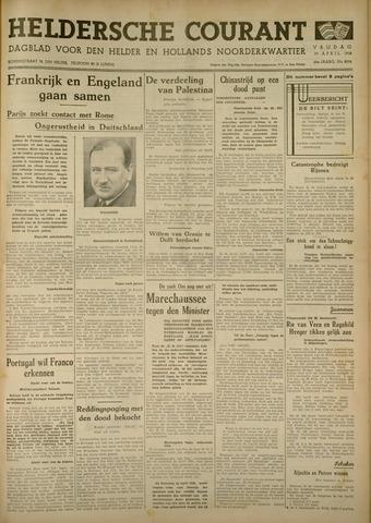Heldersche Courant 1938-04-29