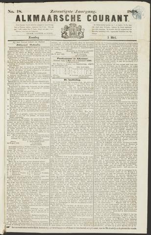 Alkmaarsche Courant 1868-05-03