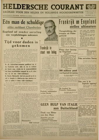 Heldersche Courant 1939-09-02