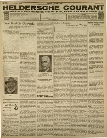 Heldersche Courant 1935-10-08
