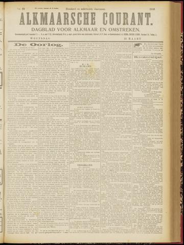 Alkmaarsche Courant 1916-03-22