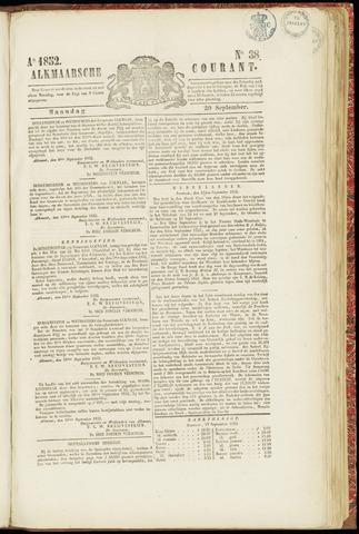 Alkmaarsche Courant 1852-09-20
