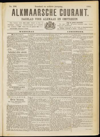Alkmaarsche Courant 1906-12-05