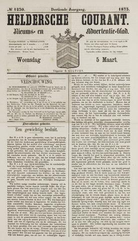 Heldersche Courant 1873-03-05