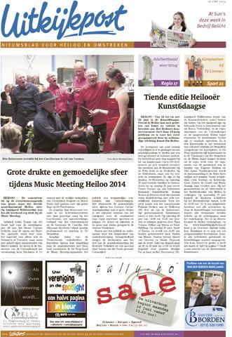 Uitkijkpost : nieuwsblad voor Heiloo e.o. 2014-06-18