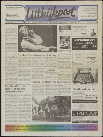 Uitkijkpost : nieuwsblad voor Heiloo e.o. 1998