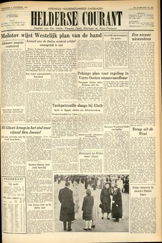 Heldersche Courant 1955-11-09